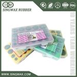 Food grade custom silicone o ring kit