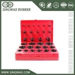 Universal metric standard 30 sizes 392pcs NBR Rubber O Ring Box