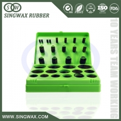 Heatproof rubber o ring kits