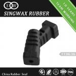 What is a v-shaped rubber seals