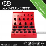 NBR Good Quality and Useful Rubber O Ring Kit
