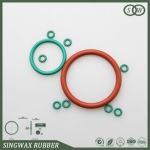 O-ring seals of various manufacturers supply