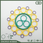 Dental o-rings standard size